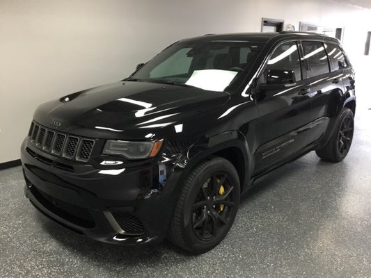 2018 Jeep Grand Cherokee Trackhawk In Albert Lea Mn Minneapolis